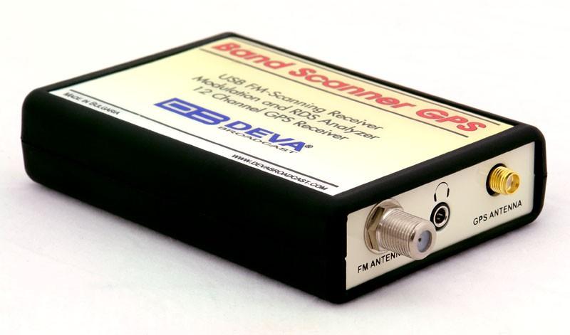 Band Scanner GPS