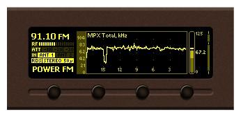 DB7000 - REEMETEUR FM