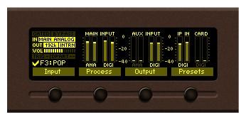 DB6000 - PROCESSEUR AUDIO FM ET DIGITAL