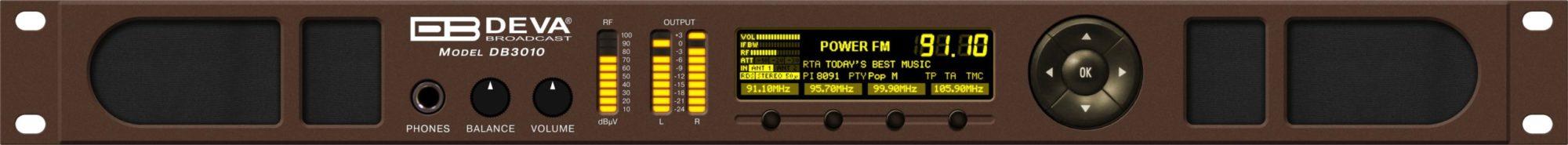 Récepteur Monitoring FM et IP